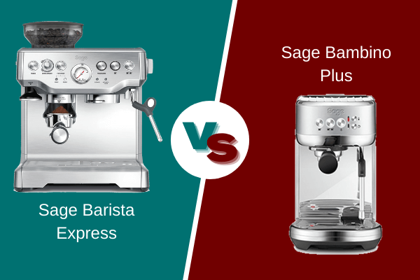 Sage Coffee Machine Comparison
