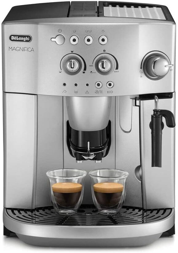 Picture of the Magnifica Coffee Machine by De'Longhi.